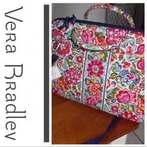 VERA BRADLEY NWT Computer Laptop Bag Case